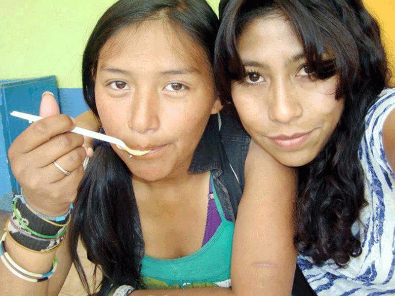Freiwilligenarbeit Bolivien