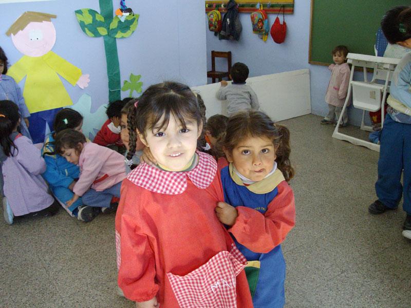 Praktikum im Kindergarten