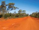 Landstrasse im Outback