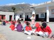 Dorfschule im Himalaya