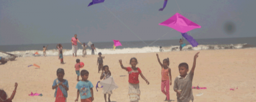 Freizeitgestaltung in Goa