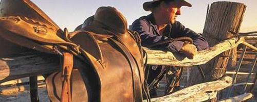 Australischer Cowboy