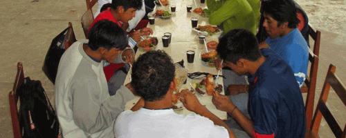 Essenstafel
