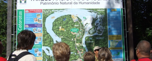 Ausflug Iguazú