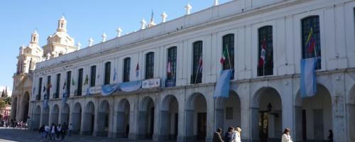 Plaza San Martin - Córdoba