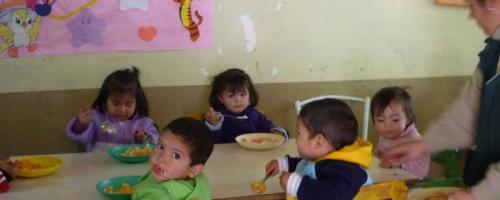 Einrichtung für Kinder
