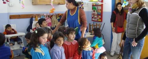 Kindergarten-Praktikum