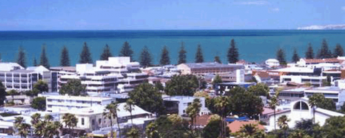Ausgangspunkt Napier