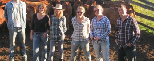 Ranchteilnehmer
