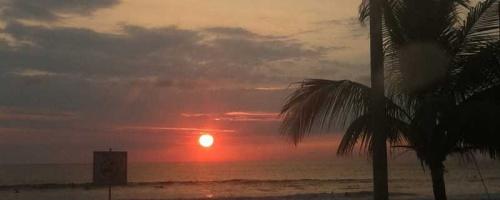 Meerblick Costa Rica
