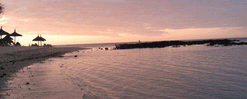 Mauritius im Indischen Ozean