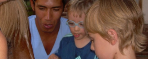 Sozialarbeit mit Kindern